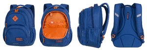 Dart XL Teal/orange značky CoolPack (6)