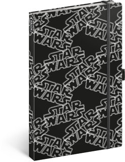 Notes A5 Star Wars Black-1
